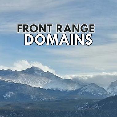 Front Range Domains